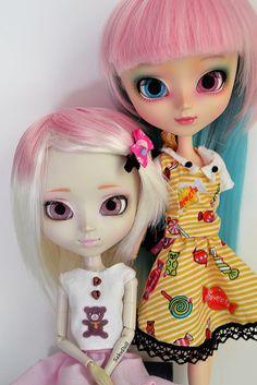 Chidori y Nella