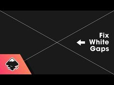 Inkscape Tutorial: Fix White Gaps Between Objects - YouTube