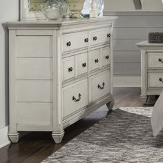 Found it at Wayfair - Wilburn 6 Drawer Dresser