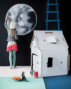 Creative Cardboard Toys from Studio Roof - Petit & Small