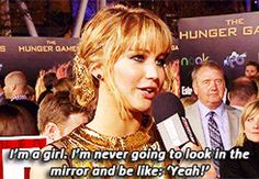 jennifer lawrence quotes | Jennifer Lawrence GIFs, Quotes