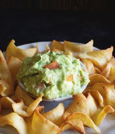 This recipe for the Best Low-Carb Tortilla Chips is perfect for Low-carb, Atkins, ketogenic, lc/hf, gluten-free, grain-free, and Banting diets.