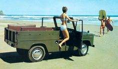 At a time when new cars were scarce and expensive, the Trekka was the only New Zealand produced motor vehicle. Pick Up, Kiwi, 4x4, Off Road, Car Pictures, Car Pics, Old Trucks, Motor Car, Motor Vehicle