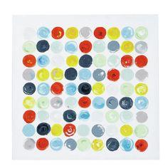 Toile multicolore Play