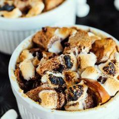 Everyday dessert recipes to satisfy that sweet tooth! I always believe in having something sweet after dinner! Discover more posts related to Desserts here! White Chocolate Bread Pudding, Bread And Butter Pudding, Chocolate Hazelnut, Pudding Recipes, Dessert Recipes, Desserts, Best Chef, Something Sweet, Sweet Tooth