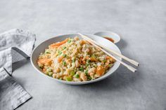 Best Low Carb Recipes, Best Gluten Free Recipes, Healthy Recipes, Keto Recipes, Healthy Meals, Healthy Food, Favorite Recipes, Shrimp Fried Rice, Cauliflower Fried Rice