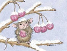 """Muzzy"" from House-Mouse Designs® Mus Musculus, House Mouse Stamps, Mouse Pictures, Mouse Color, Cute Mouse, Christmas Cards, Christmas Clipart, Christmas Printables, Christmas Pictures"