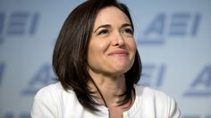 """The Facebook executive lost her husband in 2015. She says, """"Rather than offer to do something, it's often better to do anything. Just do something specific."""" Her new book is called Option B."""