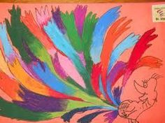 dr. seuss art projects for kids - Google Search
