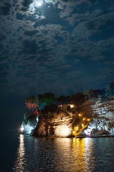 Cameo Island, opposite Laganas Beach, Zante