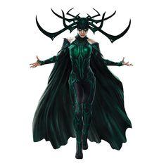 Thor: Ragnarok || Hela