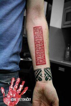 tattoo on Pinterest | Ukrainian Tattoo Tattoo Placements and Tattoos ...