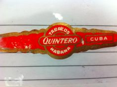 August 4, 2011.  Authentic Cuban... enough said.  Slow burning, sweet and full.