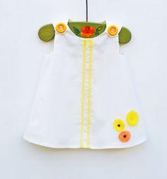 Baptism Dress  Baby Baptism Dress  by KKchildrendesigns on Etsy, $43.00