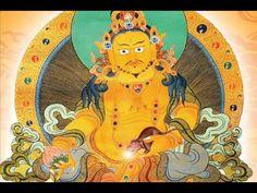 Lama Pema Choephel Rinpoche: The Prayer and Mantra of Zambhala (God of Wealth). Vajrayana Buddhism, Sound Healing, Spiritual Path, Law Of Attraction, Namaste, Wealth, Religion, Prayers, Spirituality
