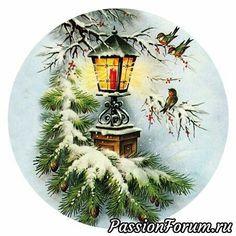 Christmas Scenes, Christmas Past, Christmas Holidays, Christmas Crafts, Christmas Ornaments, Illustration Noel, Christmas Illustration, Christmas Drawing, Christmas Paintings