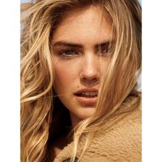 GLAMOUR MAGAZINE Kate Upton by Carter Smith Image Amplified ❤ liked on Polyvore featuring models