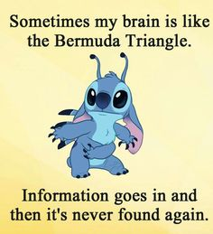Lilo & Stitch Quotes, Amazing Animation Film for Children Funny True Quotes, Funny Relatable Memes, Cute Quotes, Movie Quotes, Funny Texts, Lilo And Stitch Quotes, Stitch Movie, Cute Stitch, Minions Quotes
