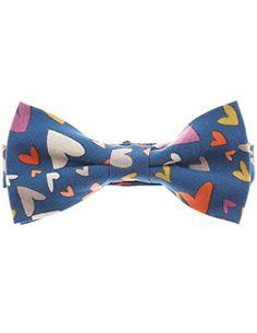 FLATSEVEN Mens Heart Printed Pre-Tied Bow Tie (YB010) Blue FLATSEVEN http://www.amazon.com/dp/B00LAZF09U/ref=cm_sw_r_pi_dp_9ig2ub1QM7TVF  #FLATSEVEN #Pre-Tied #Bow Tie