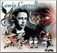 Why does Lewis Carroll seem so sad?