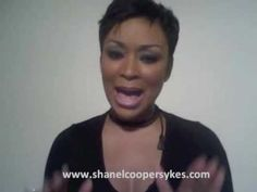10 tips be becoming an AMAZING WOMAN Part 1 I love her! Shanel Cooper Sykes