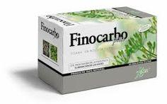 348561 Finocarbo Plus Tisana Aboca - 20 bolsitas