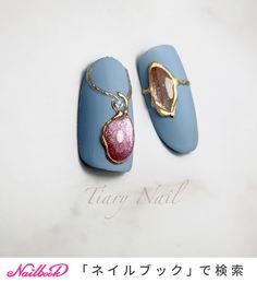 Nail Art Designs Videos, Simple Nail Art Designs, Nail Designs, Rhinestone Nails, Bling Nails, Japan Nail Art, Cute Gel Nails, Cow Nails, Butterfly Nail Art