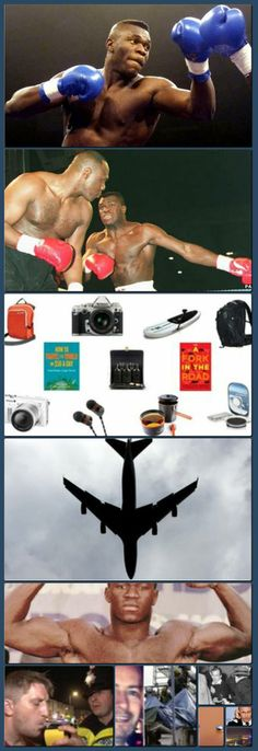 BBC News - Profile: Former boxer Herbie Hide [Collage made with one click using http://pagecollage.com] #pagecollage