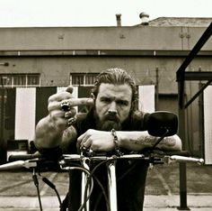 Ryan Hurst....SOA will not be the same without him...