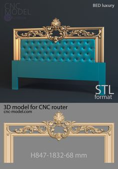 Advice, secrets, and resource beneficial to receiving the best outcome as well as creating the max perusal of bedroom furniture design Bedroom Bed Design, Bedroom Furniture Design, Bed Furniture, Royal Furniture, Classic Furniture, Homemade Bedroom Furniture, Bed Back Design, Double Bed Designs, Royal Bedroom