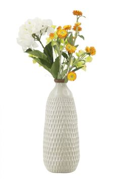 Vaza ceramica Kenya Plus H41cm