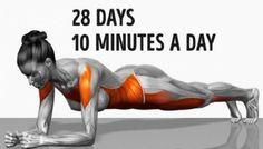 As spring is arriving, and you are thinking about getting fit and ready for the season you should make some extra effort. Many workouts, created to shape your body can be too hard for you, so, we are offering you a plan of some simple exercises that will change your look in just four weeks. […]