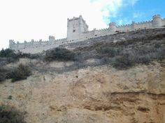 Peñafiel castillo