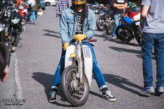 Honda Cub Streetcub C50 / UGLYWHEELS