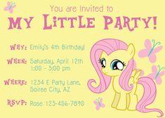 Renees Soirees invite