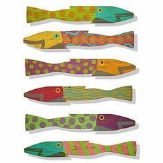 Picket Fence Fish