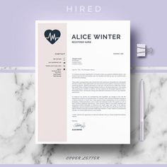 20 Best Medical Resumes Images Nursing Resume Template Cv