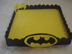 Faça sua Festa: Maio 2013 2nd Birthday Boys, Batman Birthday, Superhero Birthday Party, Birthday Diy, Batman Room, Baby Batman, Days For Girls, Superman Party, Mask Party