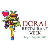 Best of Doral Restaurants Featured in Taste of Doral Restaurant Week, Miami Florida   RestaurantNews.com