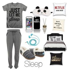 """""""Sleepwear"""" by pjax2 ❤ liked on Polyvore featuring Calvin Klein, P.J. Salvage, FOSSIL, Aéropostale, Xhilaration, women's clothing, women's fashion, women, female and woman"""