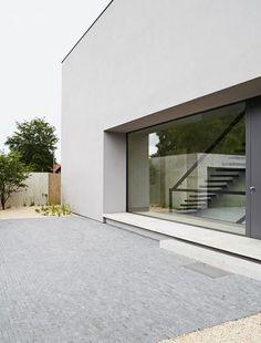 Architektenhäuser: Flachdachhaus mit durchdachtem Raumkonzept | Schöner Wohnen