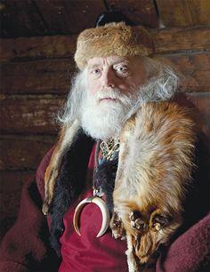 viking style clothing | Björn M. Buttler Jakobsen, the Viking king.