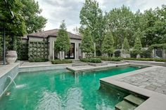 Pool/Guest house, Dallas...