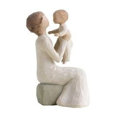Willow Tree Grandmother Figurine, Susan Lordi 26072 ($22)