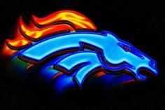 Denver Broncos~ I'm a Broncos fan forever. Orange and Blue...GO BRONCOS!!!!