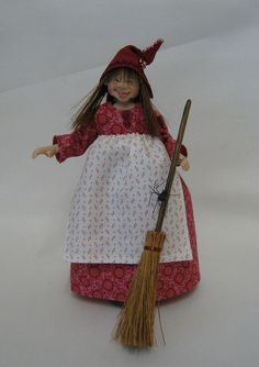12th scale Character/Doll ~ Sweet Little Witch | Flickr - Photo Sharing!