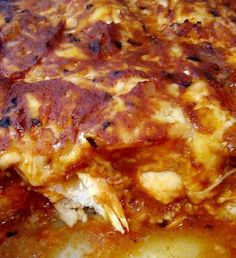 ΜΑΓΕΙΡΙΚΗ ΚΑΙ ΣΥΝΤΑΓΕΣ: Κοτόπουλο Παρμεζάνα! (Chicken Parm) !!! Cookbook Recipes, Cooking Recipes, Greek Recipes, No Cook Meals, Lasagna, Creme, Food To Make, Recipies, Food And Drink