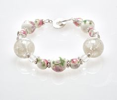 Virgin Bracelet, Jewels from Sky is no limiT #skyisnolimitdesign, #madeingermany #armband #hochzeit #couture #flower #hippy #braut #fashion