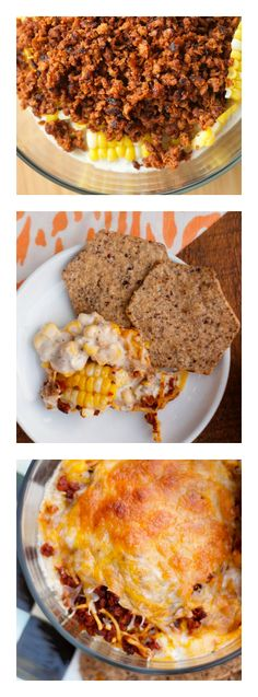 Easy Corn Chorizo Dip | reluctantentertainer.com @sandycoughlin