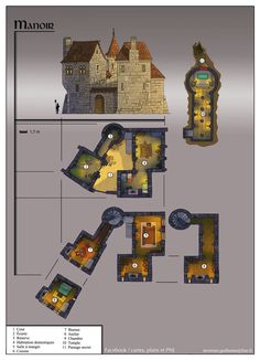 Photo: For this weekend, a small manor :)